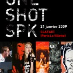 Exposition ONE SHOT SPK & Mire au M.u.r