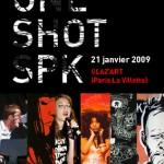 Exposition ONE SHOT SPK & Mire au M.u.r