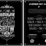 Expositions : Loeilpartoo /  Gorellaume / The Narvalow Freak Show