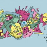 Exposition Buena onda avec Kashink – Snez – Anis