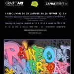 """Exposition VISION """"Rainbow Warrior"""" du 26 Janvier au 25 Février 2012"""