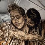 Exposotion Swoon Galerie L.J du 3 mai – 23 juin 2012