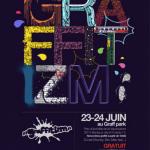 Festival Graffitizm Du samedi 23 juin au dimanche 24 juin 2012