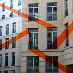 Incroyables anamorphoses de l'artiste Felice Varini – Paris