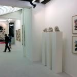 Quelques photos de l'exposition Ken Sortais : Les pérégrinations de si atroce