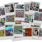 3615 code: Graffiti…