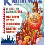 Kosmopolite 2008 : Stencil History X [18-21/06/08]