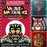 Expositions: Kashink & Ned du 9eme concept