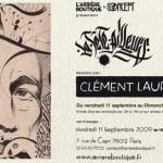 Kashink,Clément larentin, Niark, Sixo… exposent ce vendredi