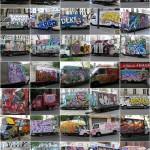 Paris, capitale du Graffiti truck