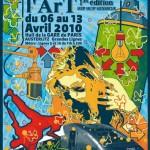 Festival GARE À L'ART du 6 au 13 avril 2010
