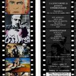 Exposition CINEMANIAQUE à la galerie Ligne 13
