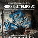 Lancement de Hors du Temps #2 samedi 13 octobre à 15h
