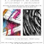 Exposition Dizer & Tomek du 22-11-2012 au 26-01-2013